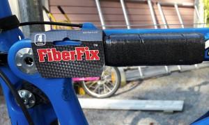 FiberFix korjausteippi maastopyörä korjaus