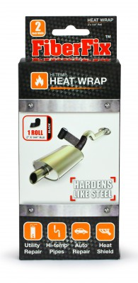 FiberFix Heat Wrap