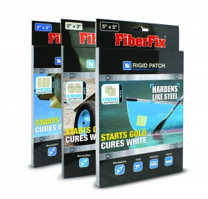 FiberFix Rigid Patch All paikkalappu