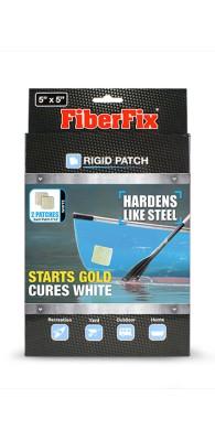 FiberFix Rigid Patch 12,5x12,5cm paikkalappu